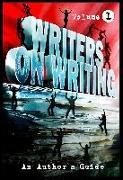 Cover-Bild zu Writers on Writing: Volume 1 (eBook) von Hodge, Brian