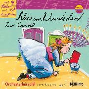 Cover-Bild zu Alice im Wunderland (Audio Download) von Carroll, Lewis