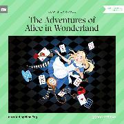 Cover-Bild zu The Adventures of Alice in Wonderland (Unabridged) (Audio Download) von Carroll, Lewis