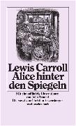 Cover-Bild zu Alice hinter den Spiegeln von Carroll, Lewis