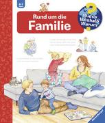 Cover-Bild zu Mennen, Patricia: Rund um die Familie