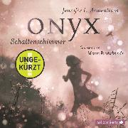 Cover-Bild zu Onyx. Schattenschimmer (Audio Download) von Armentrout, Jennifer L.