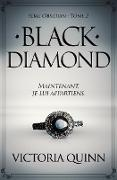 Cover-Bild zu Black Diamond (French) (eBook) von Quinn, Victoria