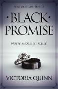 Cover-Bild zu Black Promise (French) (eBook) von Quinn, Victoria