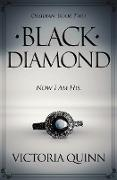 Cover-Bild zu Black Diamond (Obsidian, #2) (eBook) von Quinn, Victoria