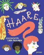 Cover-Bild zu Haare von Spitzer, Katja