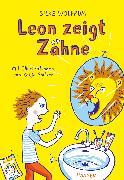 Cover-Bild zu Leon zeigt Zähne von Wolfrum, Silke
