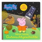 Cover-Bild zu Peppa Pig: Meine liebste Gutenachtgeschichte von Panini