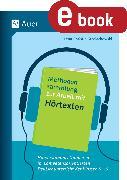 Cover-Bild zu Methodensammlung zur Arbeit mit Hörtexten (eBook) von Grzelachowski, Lena-Christin