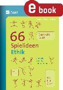 Cover-Bild zu 66 Spielideen Ethik (eBook) von Waschner-Probst, Alexandra