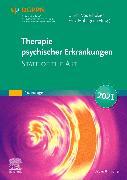 Cover-Bild zu Therapie psychischer Erkrankungen von Voderholzer, Ulrich (Hrsg.)