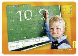 Cover-Bild zu Multiplikation. Das kleine 1x1. Puzzle. Motiv 03
