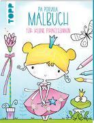 Cover-Bild zu Pia Pedevilla Malbuch - Für kleine Prinzessinnen von Pedevilla, Pia