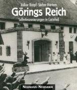 Cover-Bild zu Görings Reich von Knopf, Volker