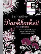 Cover-Bild zu Black Edition: Inspiration Dankbarkeit