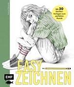 Cover-Bild zu Easy zeichnen - Mit 20 Vorlagen zum perfekten Porträt von Pollerspöck, Susanne