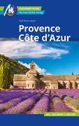 Cover-Bild zu Provence & Côte d'Azur Reiseführer Michael Müller Verlag von Nestmeyer, Ralf