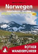 Cover-Bild zu Norwegen · Jotunheimen - Rondane (eBook) von Pollmann, Bernhard