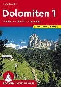 Cover-Bild zu Dolomiten 1 (eBook) von Hauleitner, Franz