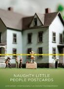 Cover-Bild zu Naughty Little People von Magma (Urheb.)