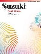 Cover-Bild zu Suzuki Piano School 1 New International Edition Buch von Suzuki, Shinichi