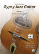 Cover-Bild zu Gypsy Jazz Guitar von Rodmann, Bertino