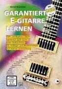 Cover-Bild zu Garantiert E-Gitarre lernen von Brümmer, Bernd