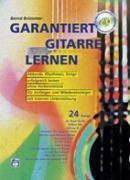 Cover-Bild zu Garantiert Gitarre lernen von Brümmer, Bernd