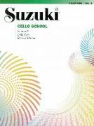 Cover-Bild zu Suzuki Cello School Cello 3 von Suzuki, Shinichi