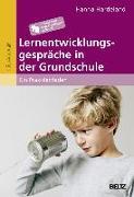 Cover-Bild zu Lernentwicklungsgespräche in der Grundschule von Hardeland, Hanna