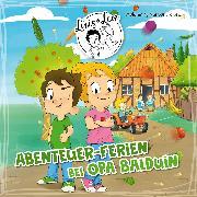Cover-Bild zu Luis & Lea - Abenteuer-Ferien bei Opa Balduin (Audio Download) von Klotz, Norbert