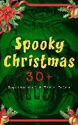 Cover-Bild zu Hawthorne, Nathaniel: Spooky Christmas: 30+ Supernatural & Eerie Tales (eBook)