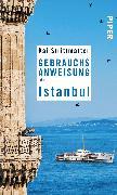 Cover-Bild zu Gebrauchsanweisung für Istanbul von Strittmatter, Kai