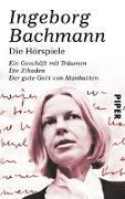Cover-Bild zu Die Hörspiele von Bachmann, Ingeborg
