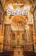 Cover-Bild zu Lonely Planet Reiseführer Sizilien von Maric, Vesna
