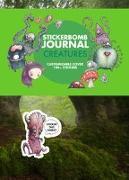 Cover-Bild zu Stickerbomb Journal von Studio Rarekwai (SRK) (Urheb.)
