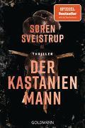Cover-Bild zu Der Kastanienmann von Sveistrup, Søren