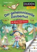 Cover-Bild zu Duden Leseprofi - Mit Bildern lesen lernen: Der geheimnisvolle Zauberhut, Erstes Lesen von Hennig, Dirk