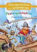 Cover-Bild zu Silbengeschichten zum Lesenlernen - Piratengeschichten von Fischer-Hunold, Alexandra