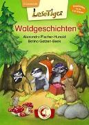 Cover-Bild zu Lesetiger - Waldgeschichten von Fischer-Hunold, Alexandra