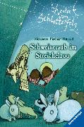 Cover-Bild zu Sherlock von Schlotterfels 04: Schweineraub im Streichelzoo (eBook) von Fischer-Hunold, Alexandra