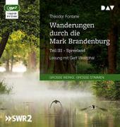 Cover-Bild zu Wanderungen durch die Mark Brandenburg - Teil III: Spreeland von Fontane, Theodor