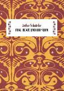 Cover-Bild zu Frau Beate und ihr Sohn von Schnitzler, Arthur