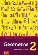 Cover-Bild zu Geometrie 2 - Kommentiere Lösungen (eBook) von Graf, Michael