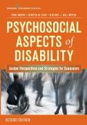 Cover-Bild zu Psychosocial Aspects of Disability (eBook) von Marini, Irmo