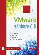 Cover-Bild zu VMware vSphere 6.5 von Joos, Thomas