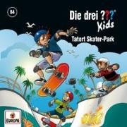 Cover-Bild zu Die drei ??? Kids: 084/Tatort Skater-Park