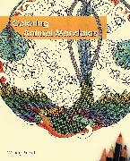 Cover-Bild zu Coloring Animal Mandalas von Piersall, Wendy