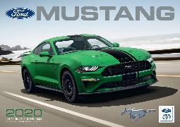 Cover-Bild zu Ford Mustang 2020 von Editors of Motorbooks