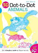Cover-Bild zu 3D Dot-to-Dot: Animals von Madden, Shane